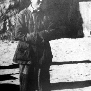 1942年毛主席在延安